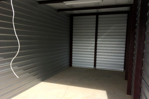 Storage Unit Specifications